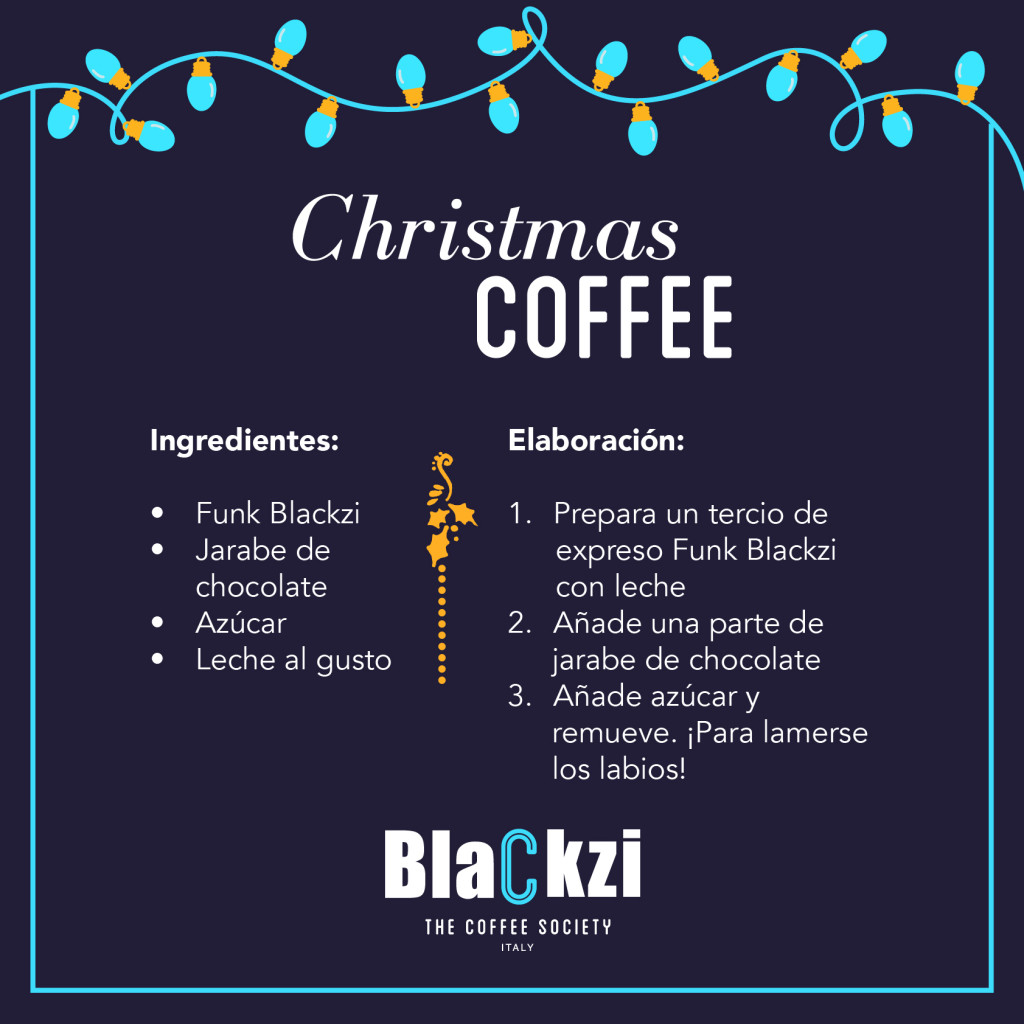 Blackzi - Receta CHOCOLATE